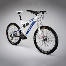 Picture of Conquer Bike-White