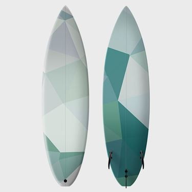Picture of Big Wave Surfboard